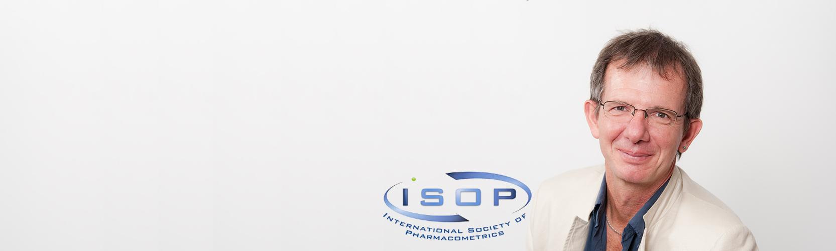 Marc Lavielle received the 2015 ISoP (International Society of Pharmacometrics) Innovation award