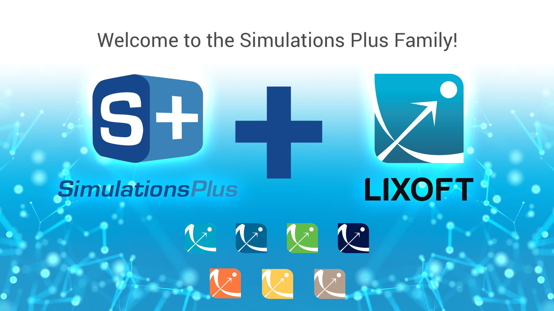 Lixoft joins the Simulations Plus family