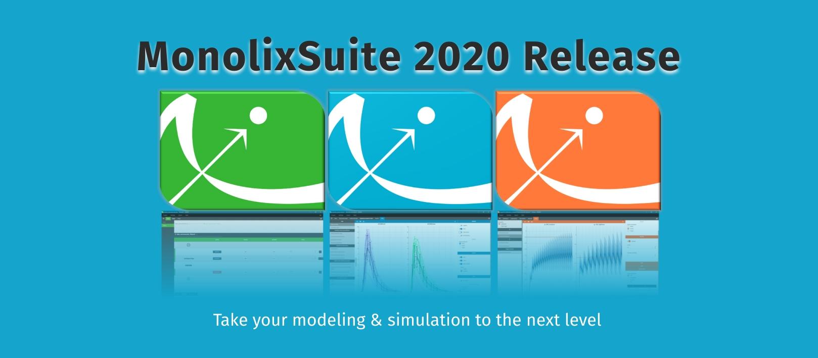 MonolixSuite 2020 Release